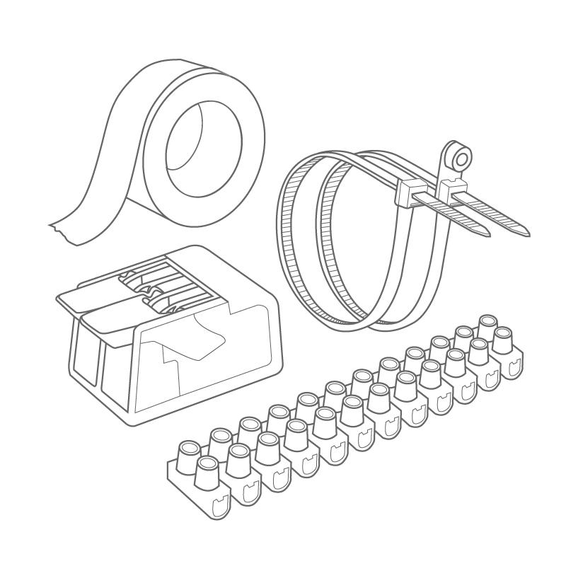 Материалы для монтажа ElectroHouse