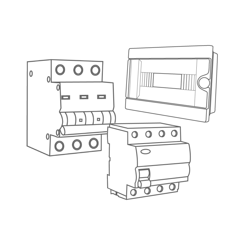 Низковольтное оборудование ElectroHouse