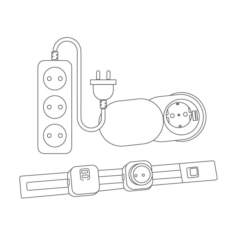 Электрофурнитура ElectroHouse