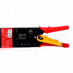 Обжимной інструмент для штекерів 4p 6p 8p