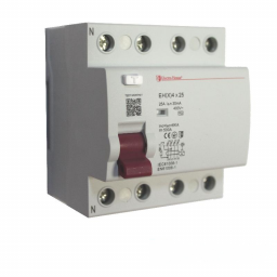 ПЗВ 4P 25A 100mA 230-400V IP20