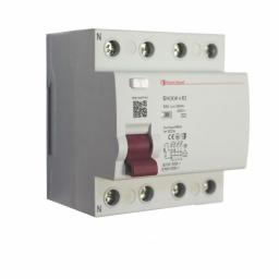 УЗО 4P 63A 100mA 230-400V IP20