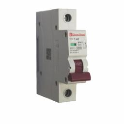 Автоматический выключатель 1P 40A 4,5kA 230-400V IP20