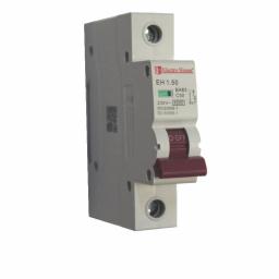 Автоматический выключатель 1P 50A EH-1.50