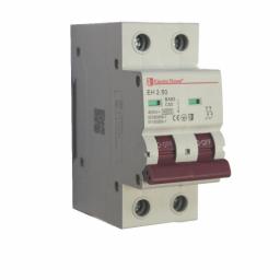 Автоматичний вимикач 2P 50A 4,5kA 230-400V IP20