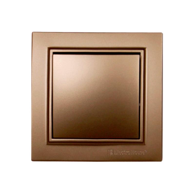 Выключатель золото Enzo EH-2181-LG EH-2181-LG
