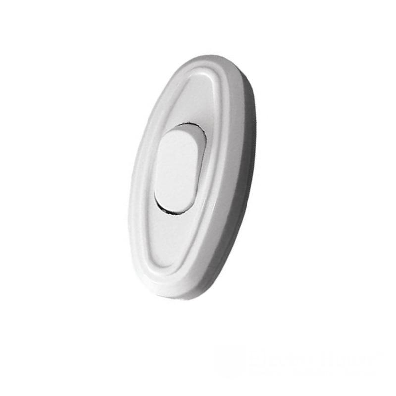 Выключатель для бра белый Garant EH-2226