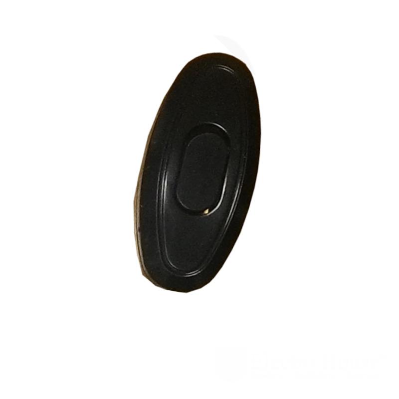 Выключатель для бра черный Garant EH-2227