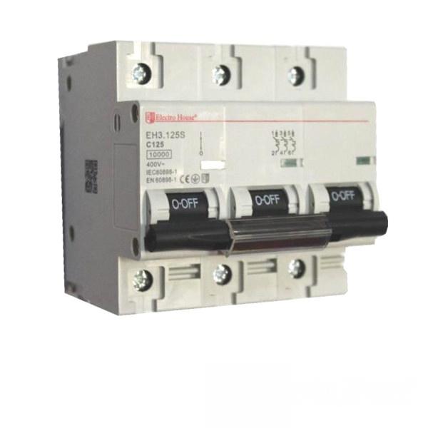 Автоматический выключатель силовой 125A EH-3.125S EH-3.125S