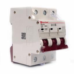 Автоматичний вимикач 3P 25A 4,5kA 230-400V IP20