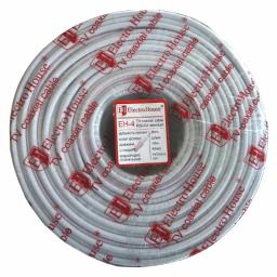 Телевизионный (коаксиальный) кабель RG-6U EH-4
