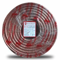 Телевизионный (коаксиальный) кабель RG-6U EH-6