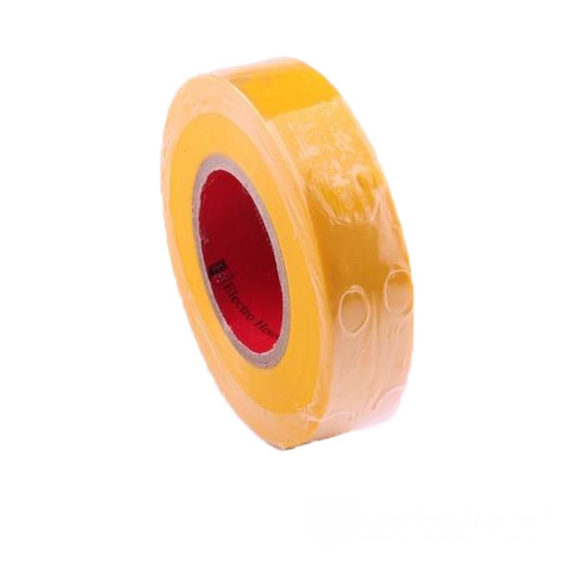 Изолента желтая 0,15мм х 18мм х 25м EH-AHT-1830