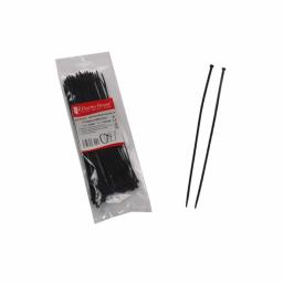 Стяжка кабельная чёрная 3x200