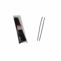 Стягування кабельне чорне 4x400