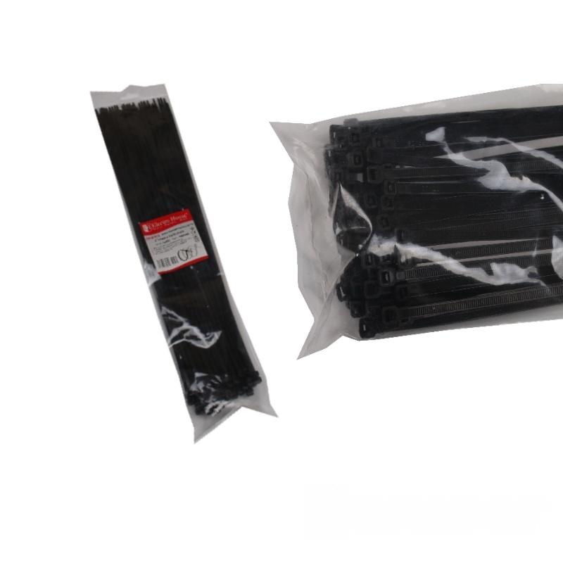 Стяжка кабельная чёрная 5x450 EH-B-015