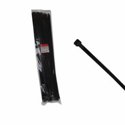 Стяжка кабельная чёрная 9x800