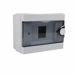 Бокс пластиковий модульний для зовнішньої установки на 2-6 модулів