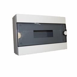 Бокс пластиковий модульний для зовнішньої установки на 16 модулів