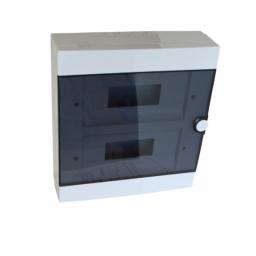 Бокс пластиковий модульний для зовнішньої установки на 24 модуля