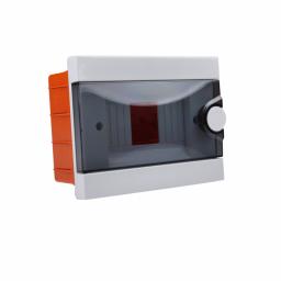 Бокс пластиковий модульний для внутрішньої установки на 2-6 модулів