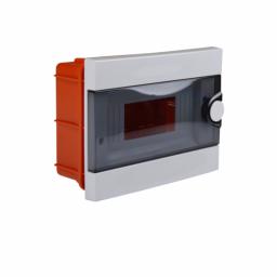 Бокс пластиковый модульный для внутренней установки на 9 модулей