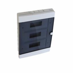Бокс пластиковий модульний для внутрішньої установки на 36 модулів
