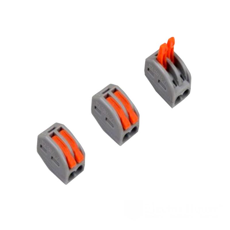 Коннектор на два контакта (400В, 32А) EH-CONN-0100