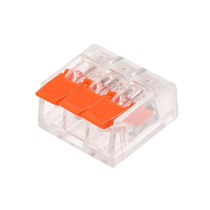 Коннектор на три контакта (450В, 32А)