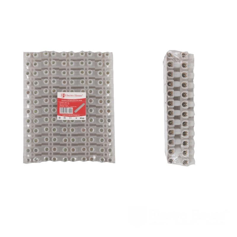 Клеммная колодка 80A 35mm² ПЭ EH-CPE-0008
