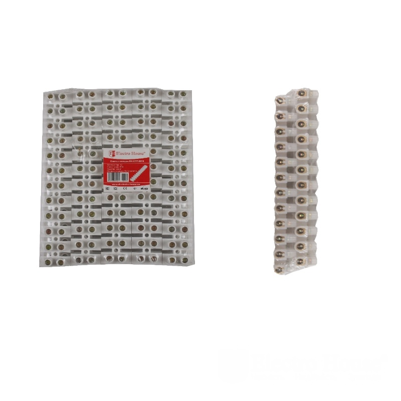 Клеммная колодка 80A 35mm² Полипропилен EH-CPP-0018
