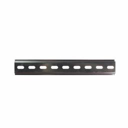 DIN рейка 225мм. (12 модулей), толщина 0,9мм.