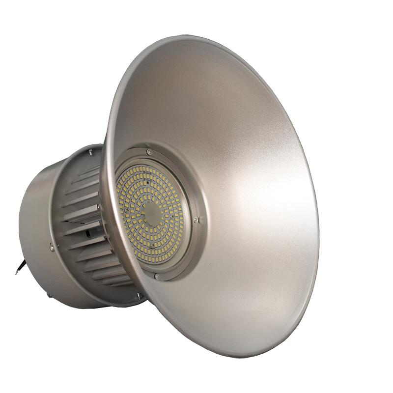 LED светильник для высоких пролетов 100W Ø36см EH-HB-3044