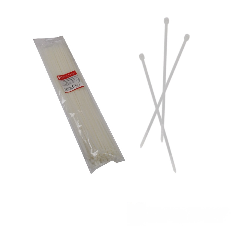 Стяжка кабельная белая 5x500 EH-K-016
