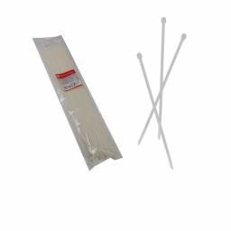 Стягування кабельне біле 5x500