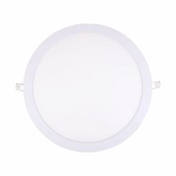 LED панель кругла 24W 4100К 2160Lm Ø300мм