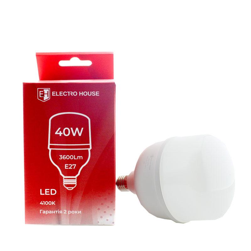 LED лампа Т100 Е27 40W EH-LMP-1302