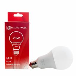 LED лампа А70 Е27 20W EH-LMP-1402_