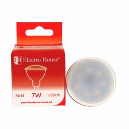 LED лампа MR16 7W 4100K 630Lm (для точкових світильників)