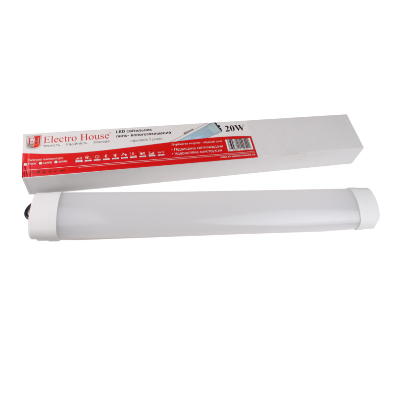 LED светильник ПВЗ 20W 600мм EH-LT-3040
