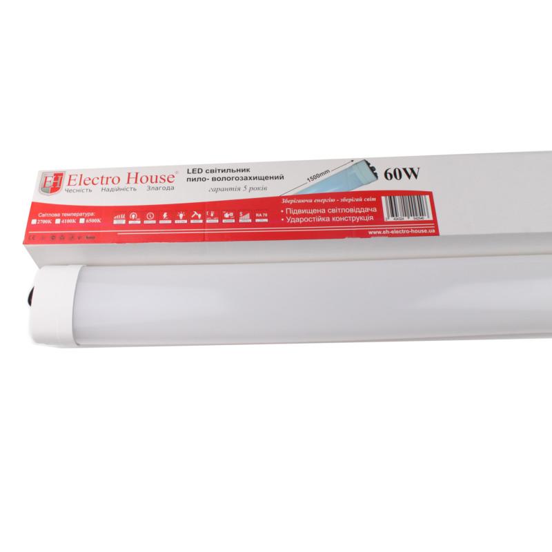 LED светильник ПВЗ 60W 1500мм EH-LT-3042
