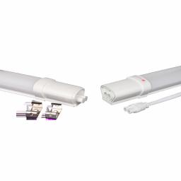 Світильник ПВЗ модульний 40W 1200 мм 6500K 3200Lm IP65