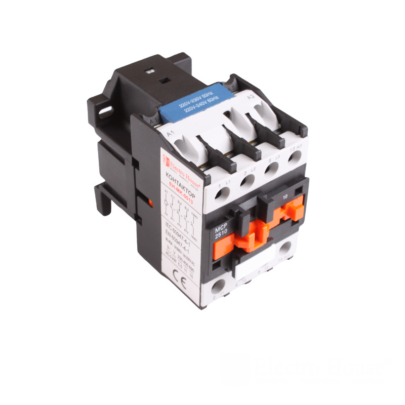 Контактор магнитный 25А 3Р 220V EH-MGK-0013