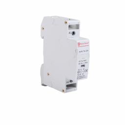 Контактор модульний 1P 25A 220-230V IP20 2НО