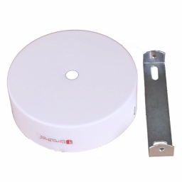 Настенное крепление белое для трекового LED светильника 15W