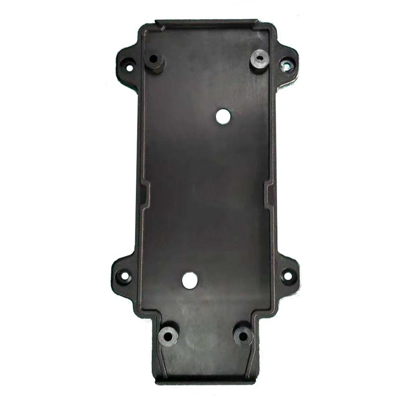 Настенное крепление черное, пластик, для трекового LED светильника 15W EH-NKRP-0005