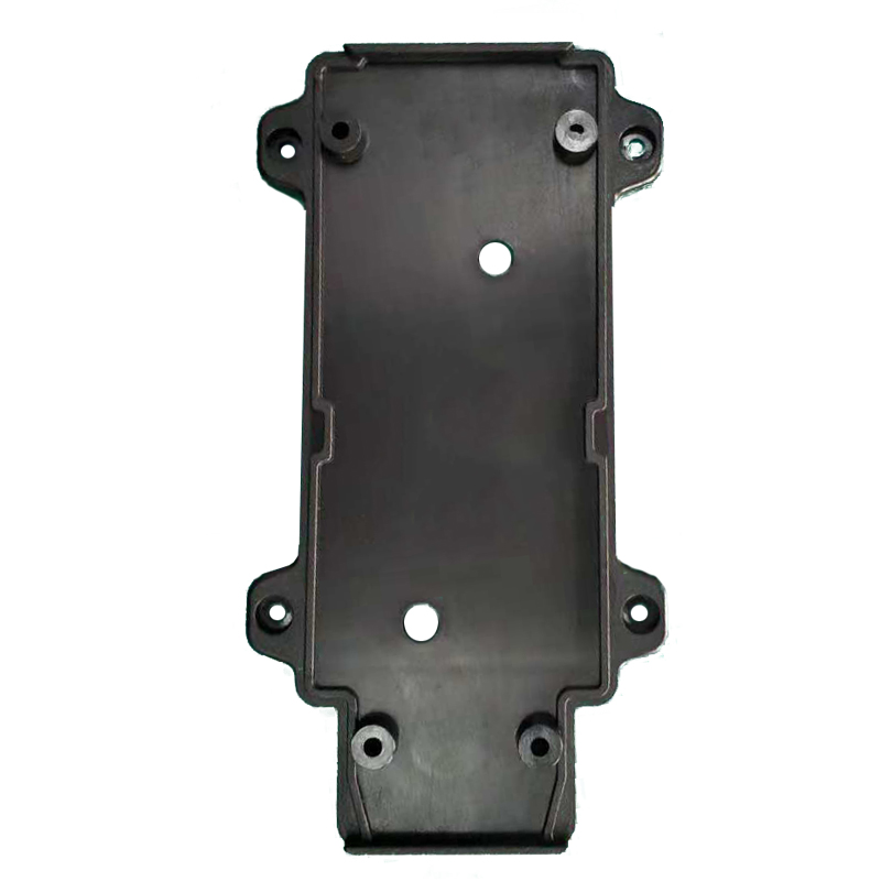 Настенное крепление черное, пластик, для трекового LED светильника 20W EH-NKRP-0006