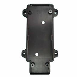 Настенное крепление черное, пластик, для трекового LED светильника 30W