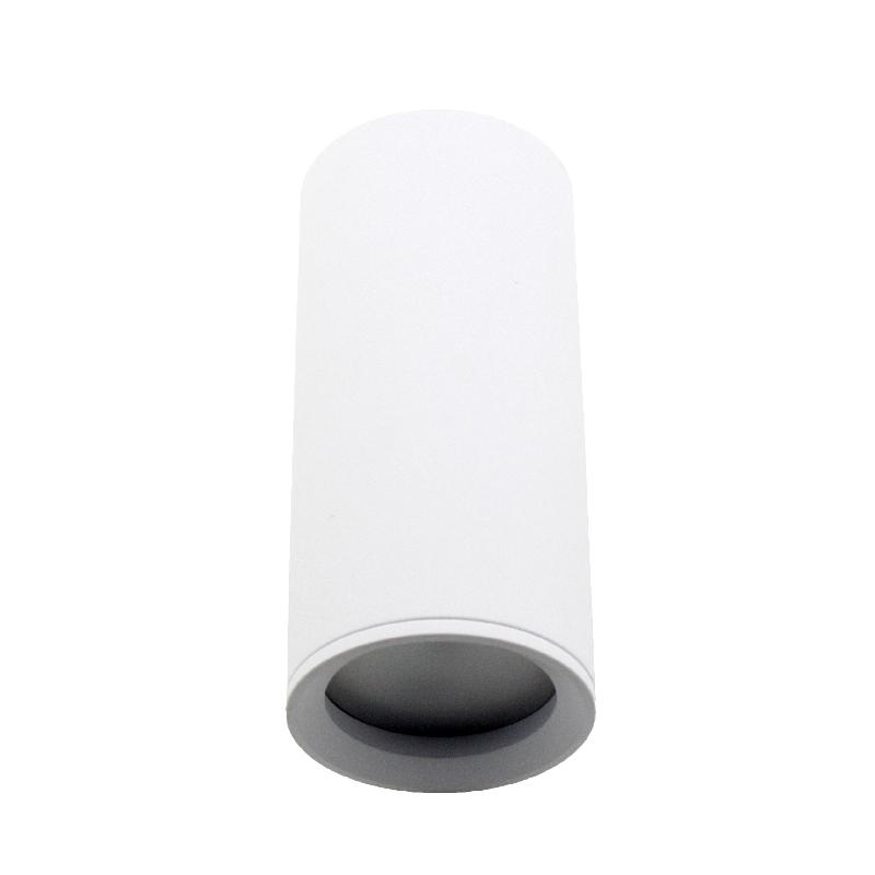 Светильник потолочный направленный модульный белый