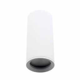 Світильник стельовий спрямований модульний білий 100мм